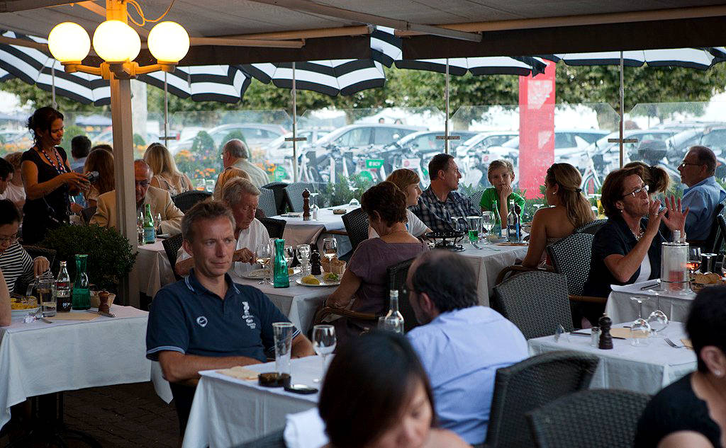 Restaurant Le Léman Nyon
